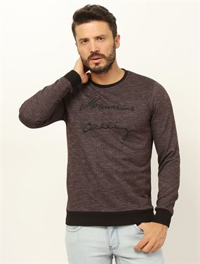 Twister Jeans ESW 1865 Bordo Sweatshirt