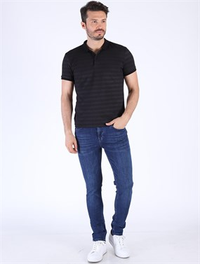 GANA 182-32 Ultra Slim Mavi Denim Pantolon