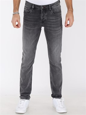 PANAMA 409-06 Dar Fit Denim pantolon