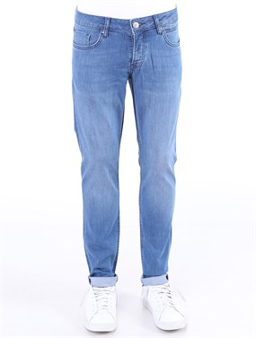 Twister Jeans Man P/Slim Fit Mavi Kot Pantolon